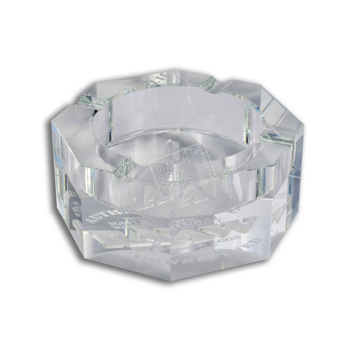 RAW Crystal Ashtray 02