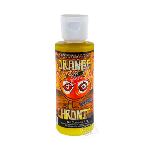 Orange Chronic 4oz Cleaner