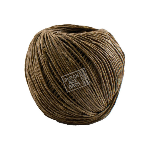RAW Hemp Wick 100ft 02