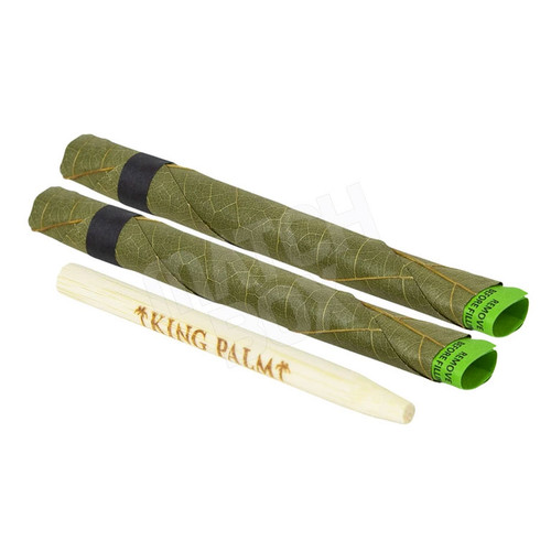 King Palm Mini Rolls - Margarita Flavor
