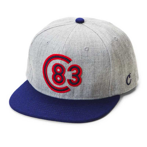 Cookies C83 Twill Strapback Front