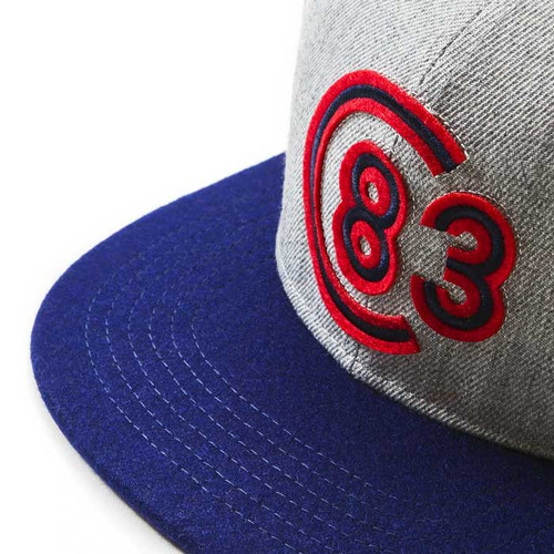 Cookies C83 Twill Strapback Side