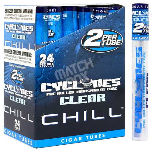 Cyclones Clear Cones Chill