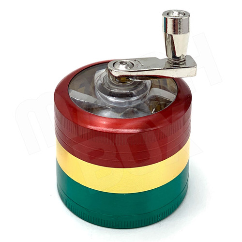 Rasta Crank 50mm Basic Grinder