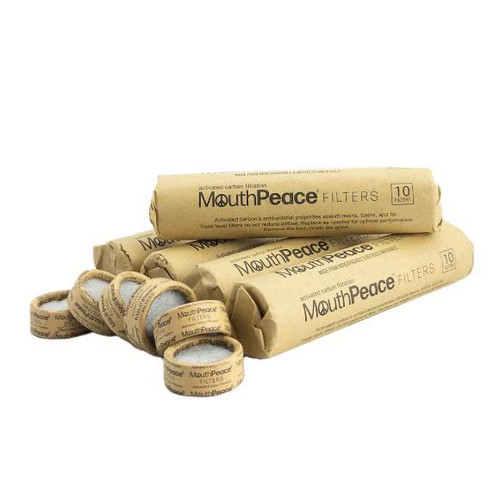 MouthPeace Filter Rolls - 10pc