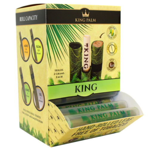 King Palm King Size Rollies Dispenser