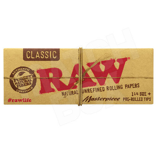 RAW 1/4 SIZE MASTERPIECE SINGLE PACK
