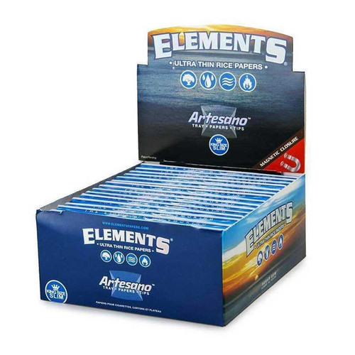 Elements Artesano King Size Slim Box