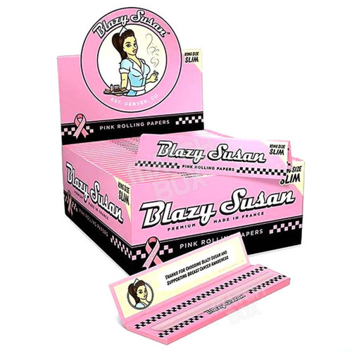 Blazy Susan King Size Paper Full Box