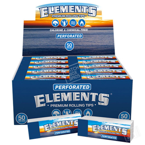 Elements Perforated Tips Full Box 01