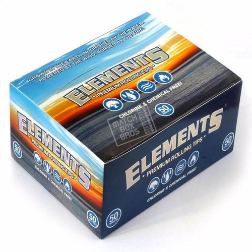 Elements Perforated Tips Full Box 02