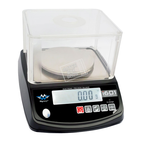 MyWeigh iBalance i601 600gx0.01g Dual Disp (Pc Compatible)