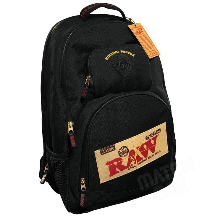 RAW BAKEPACK FRONT VIEW