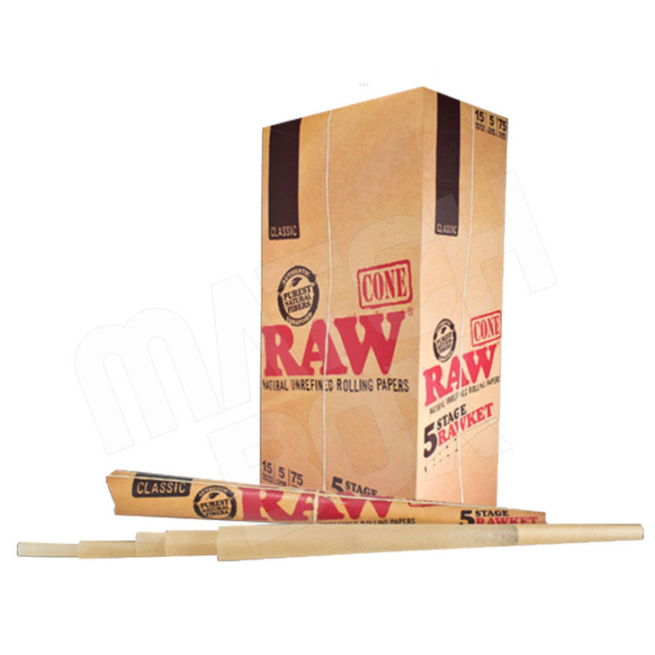 RAW 5 Stage Rawket Launcher