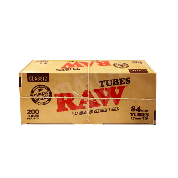 RAW 84mm Tubes w/ 17mm Tips