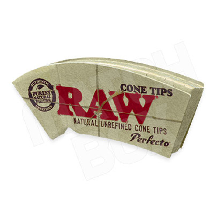 RAW Cone Tip Perfecto Single Pack