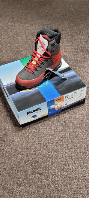 MEINDL AIRSTREAM FORESTRY BOOT SIZE 9 (EU 42)