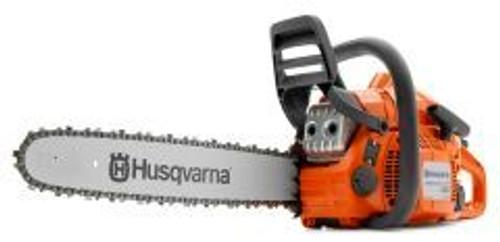 "16"" 325 pitch, 050ga 40.9 cc chainsaw"