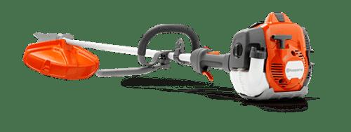 25.4cc loop handle steel drive brushcutter