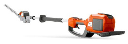 40 v 10 foot reach battery articulating hedge trimmer WITHOUT battery and charger