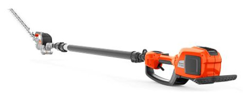 40v 12ft reach battery articulating hedge trimmer WITHOUT battery and charger