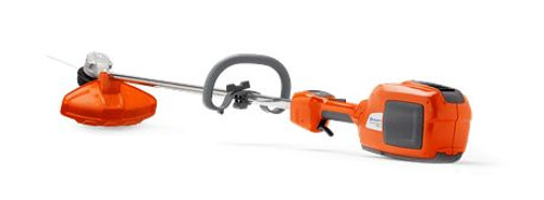 40v straight shaft battery trimmer WITHOUT battery and charger, blade capable