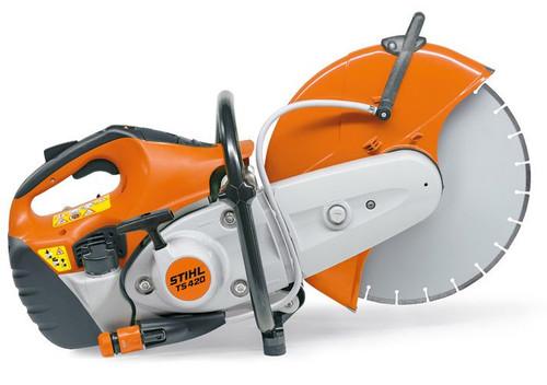 """Cut off saw, 14"""" wheel, 66.7cc"""