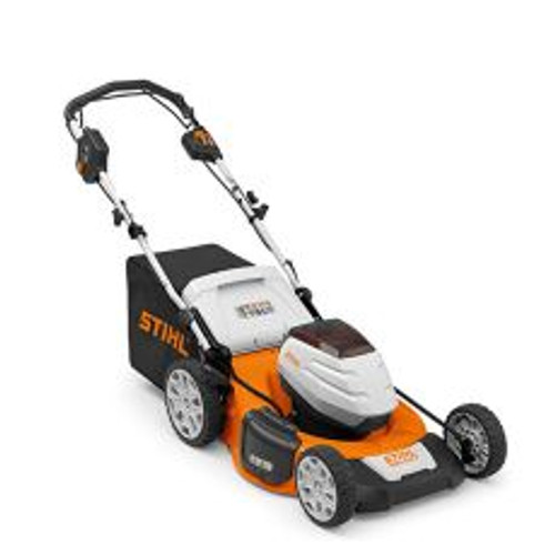 DRIVE BATTERY MOWER WITH AP300+AL300 BATTERY AND CHARGER
