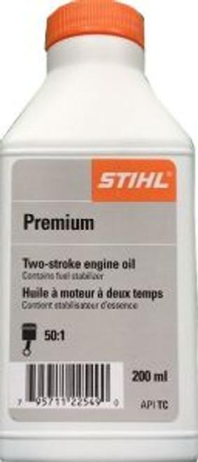 Mix oil, Stihl, 200 ml EACH
