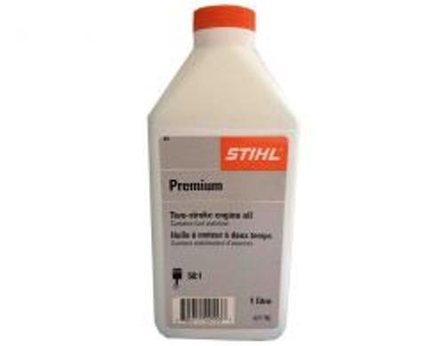 1000ml, 1litre, engine, oil, premium, stihl, stroke, two