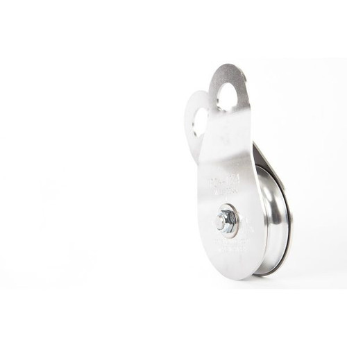 STAINLESS SNATCH BLOCK