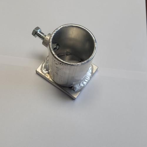 Aluminum grinder Top
