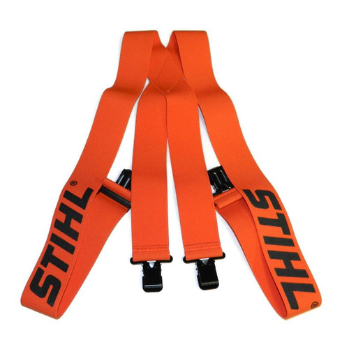 SUSPENDERS WITH CLIP