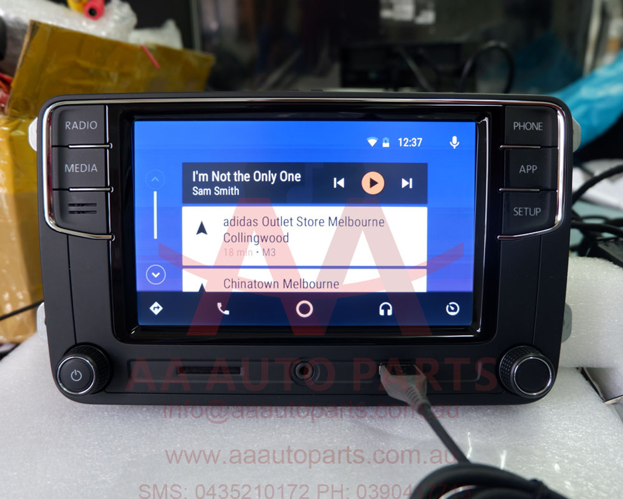 Volkswagen RCD340 Android Auto Carplay Radio
