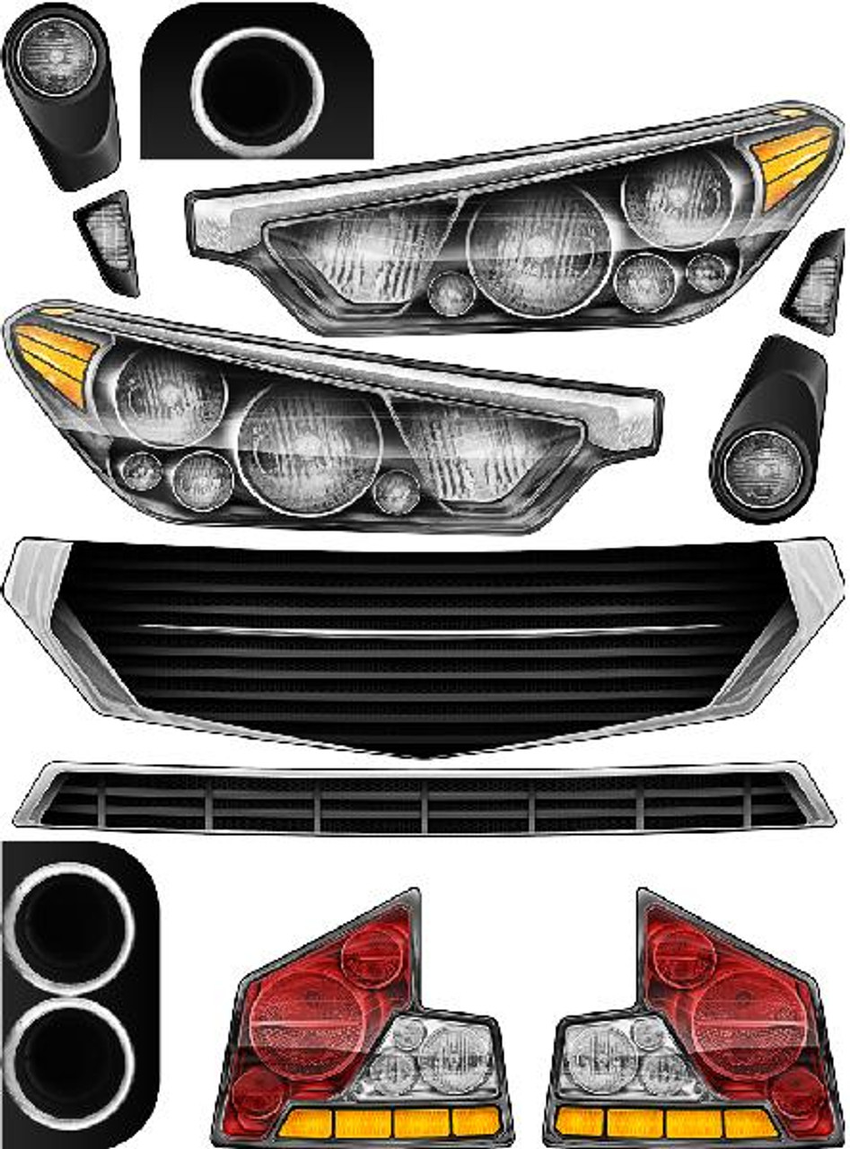 Headlight Package 2