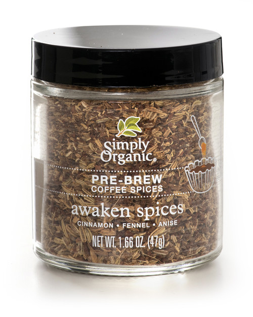 SO Awaken Coffee Spice Organic
