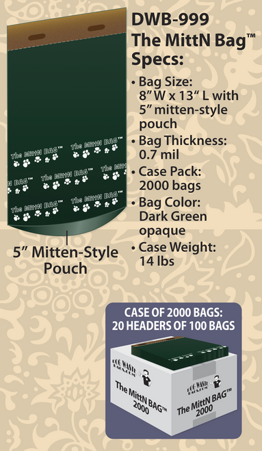The MittN Bag™ – DWB-999