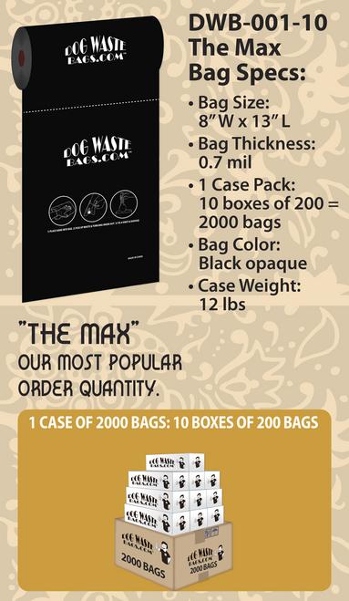 The Max – DWB-001-10