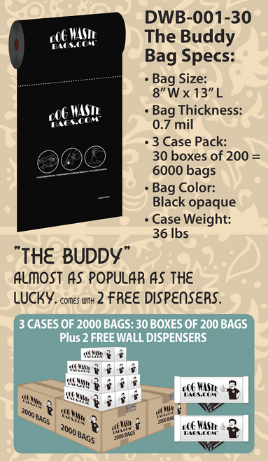 The Buddy – DWB-001-30
