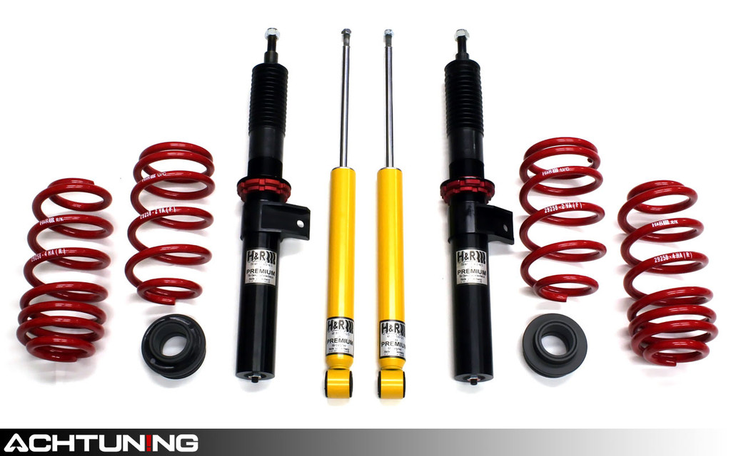 H&R 39258-16 Premium Coilover Kit Volkswagen Eos