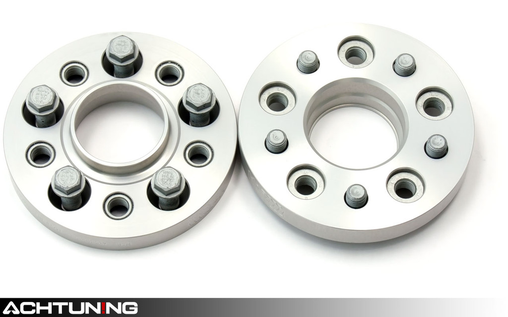H&R 40556658 5x112 DRA 66mm CB 20mm Wheel Spacer Pair Audi