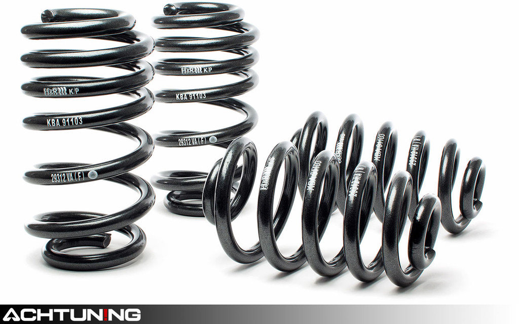 H&R 50310 Sport Springs Audi B6 and B7 S4 Cabriolet