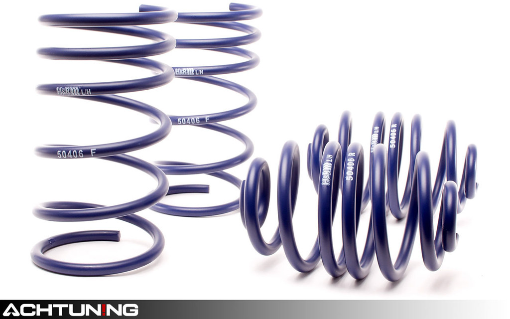 H&R 50406 Sport Springs BMW E30 325e 325i 325is and M3