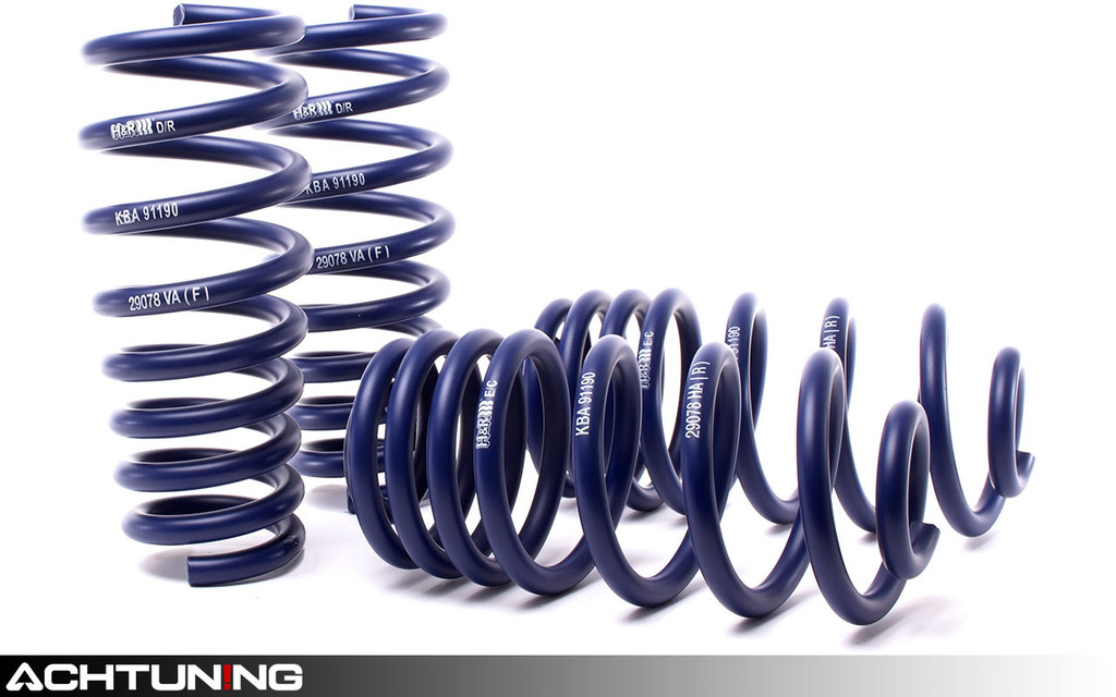 H&R 50435-3 Sport Springs BMW E70 X5 X5M and X70 X6