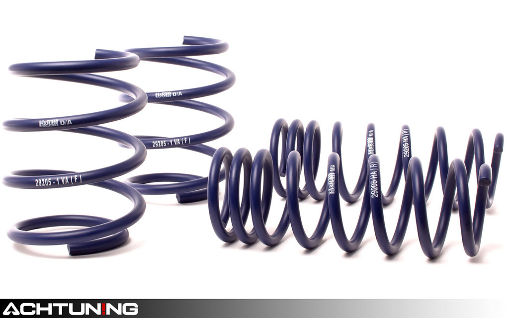 H&R 50466 Sport Springs BMW E63 6-series
