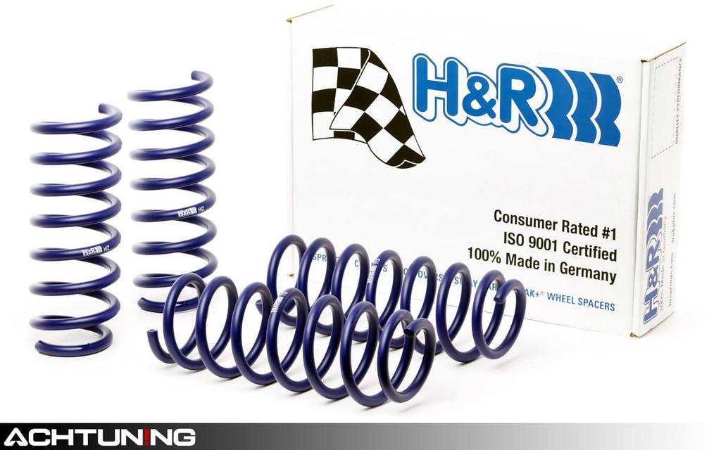 H&R 50468 Sport Springs BMW F10 M5