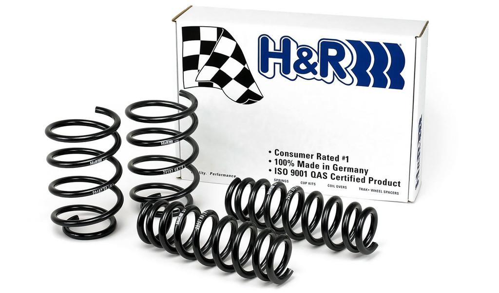 H&R 50487-77 Super Sport Springs BMW E82 E88 1-Series