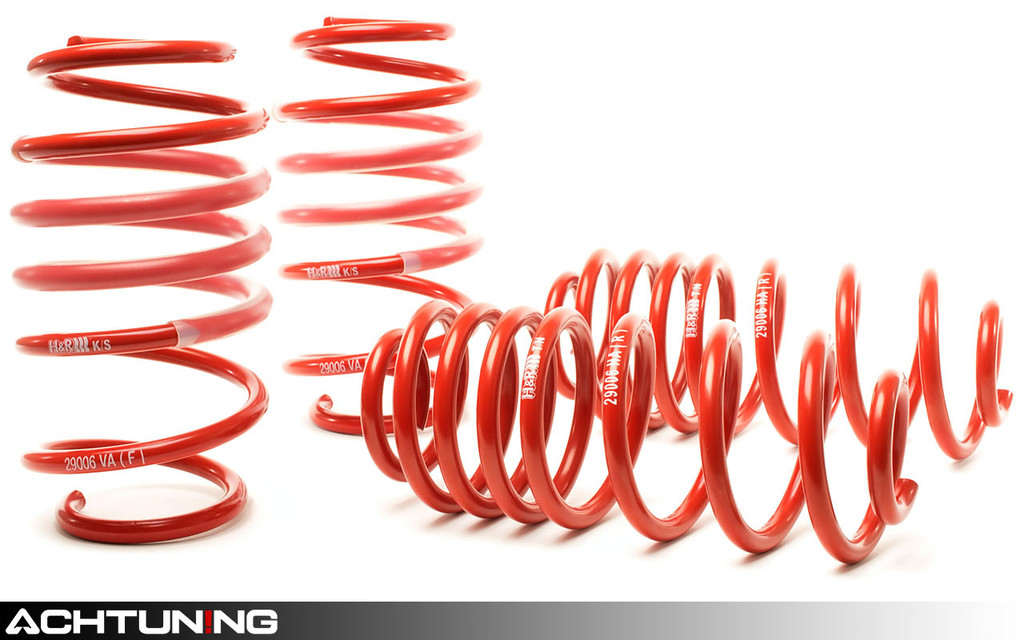H&R 54756-77 Super Sport Springs Volkswagen Mk6 Golf 2.5L