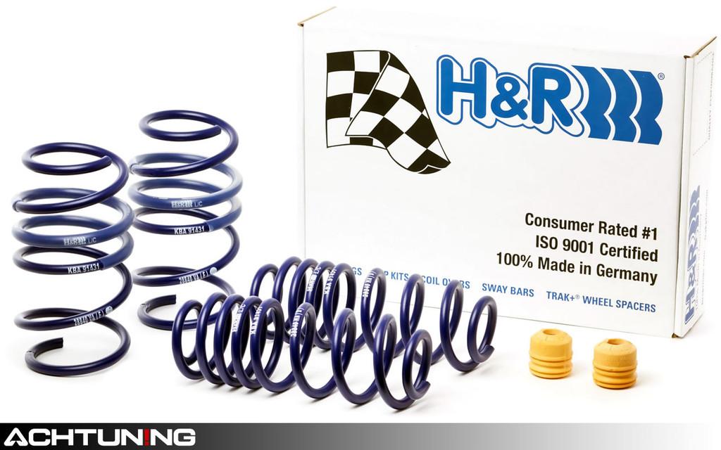 H&R 54787 Sport Springs Volkswagen Mk7 Golf GTI