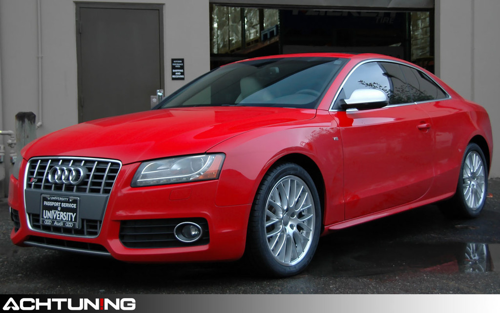 Hartmann Euromesh 3-GS:ML 18x8.0 ET32 Wheel  on 2012 Audi S5